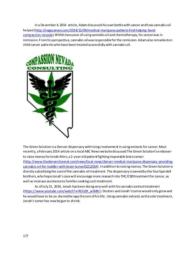 Comprehensive Report on The Cannabis Extract Movement