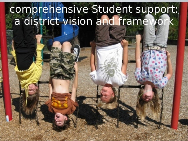comprehensive Student support: a district vision and framework