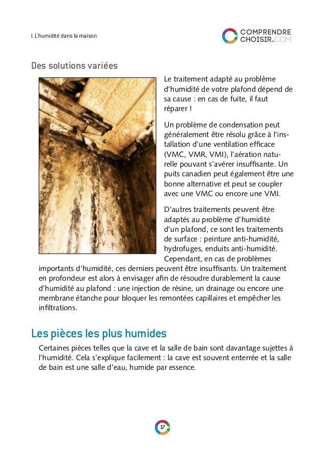 comprendre & choisir : le guide de l'humidite - Humidite Salle De Bain Solution