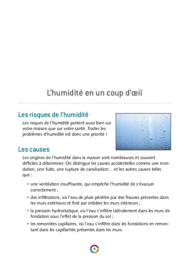 elegant luhumidit with comment absorber l humidit - Comment Absorber L Humidite Dans Une Maison