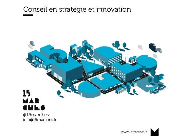 Comprendre la transformation numérique de la logistique - par 15marches - avril 2017 Slide 2