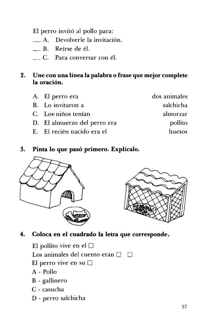 pre primer worksheets