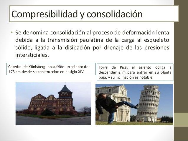 Compresibilidad y consolidaci n de suelos for Consolidacion de suelos