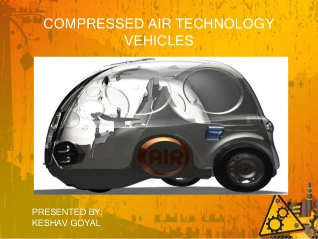 Compressed Air Car Technology