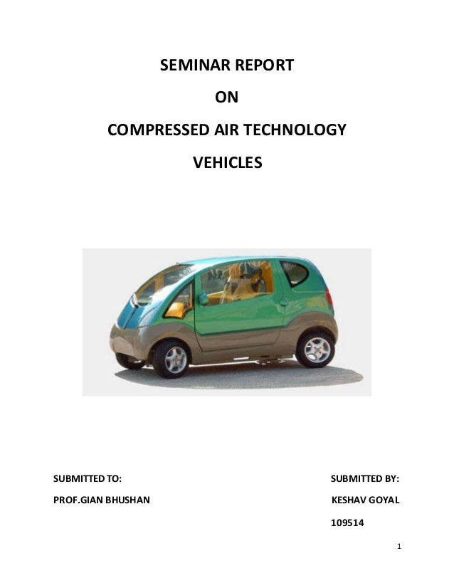 Compressed air car technology asfbconference2016 Choice Image