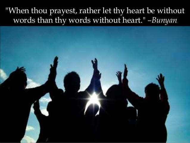 Great quotes of great men on prayer prayer altavistaventures