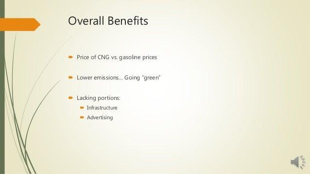 Compressed natural gas presentation