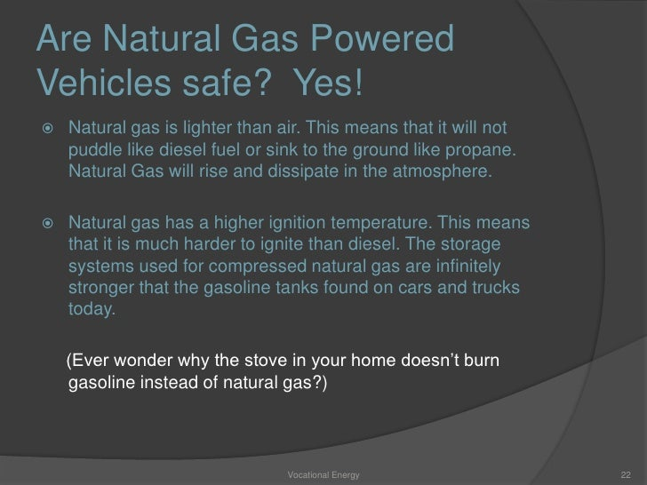Why Is Propane Used Instead Of Natural Gas
