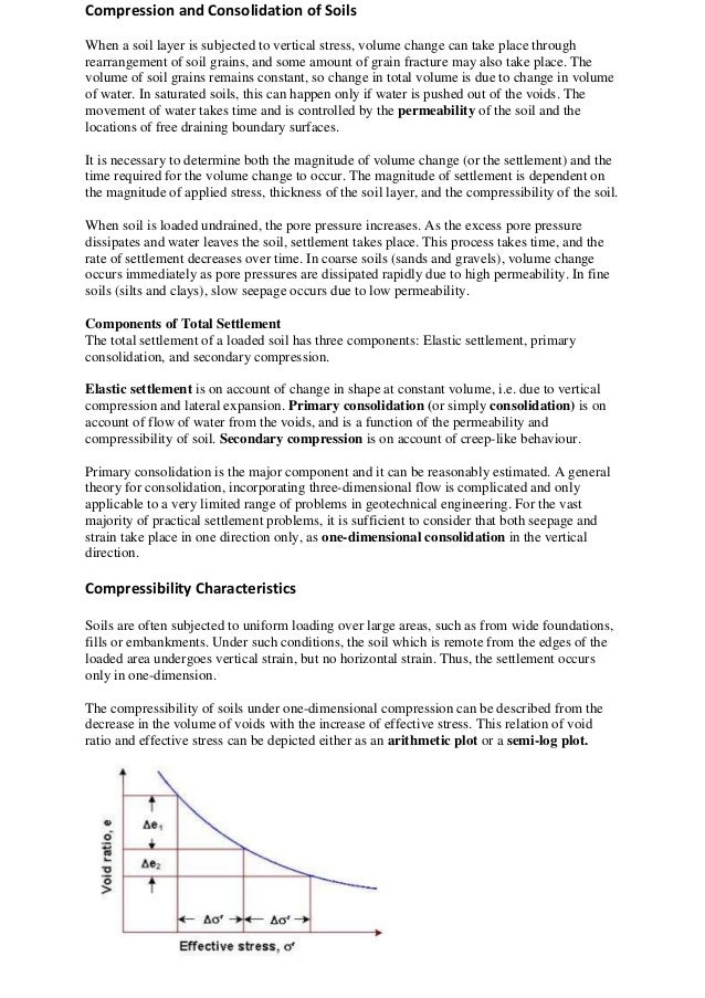 Compression And Consolidation Of Soils 1 638gcb1390307542