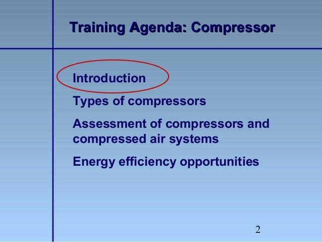 Compressors Slide 2