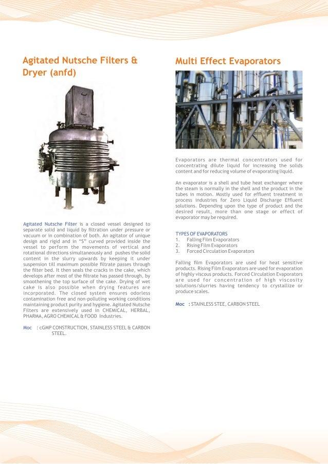 Process plants and Equipments By NSI Equipments Pvt. Ltd.