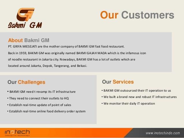 Inotech Company Profile