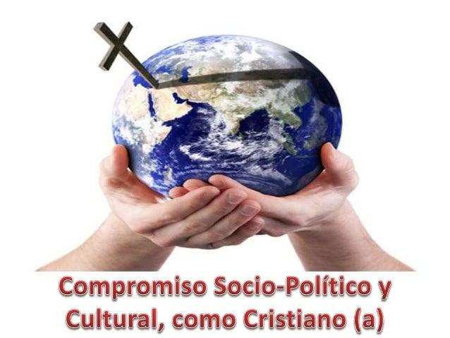 Constatamos que existe una profunda crisis de identidad del cristiano como tal en relación a su presencia y actuación en e...
