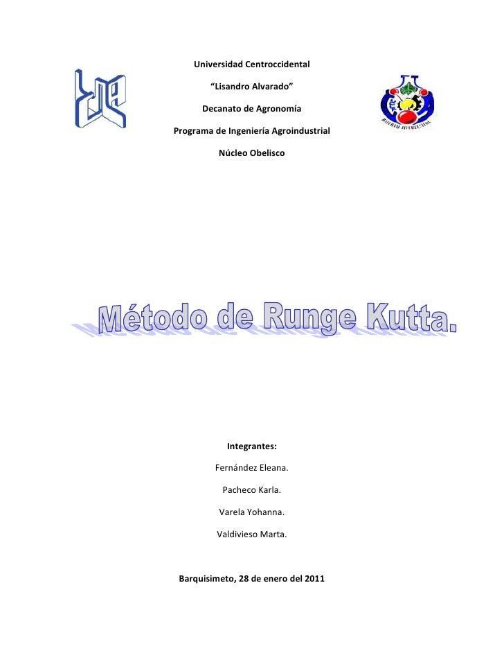 """819151574804784090245745Universidad Centroccidental<br />""""Lisandro Alvarado""""<br />Decanato de Agronomía<br />Programa de I..."""