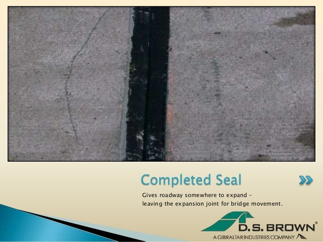 Compression seal installation