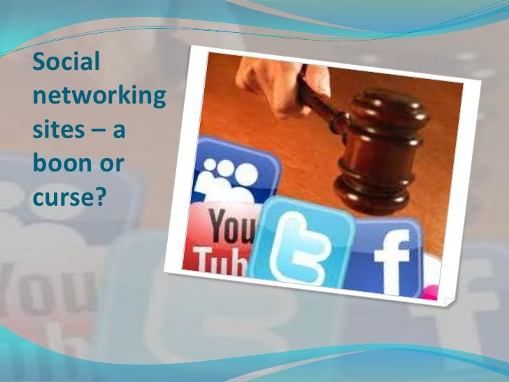 Social networking: A boon or bane for youth?