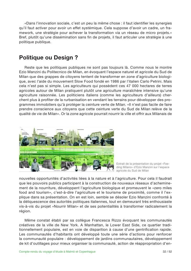 -mework, une stratégie pour achever la transformation via un réseau de micro projets.»Politique ou Design ?               ...