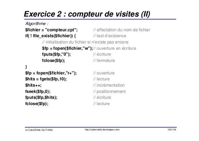algorithme affectation exercice