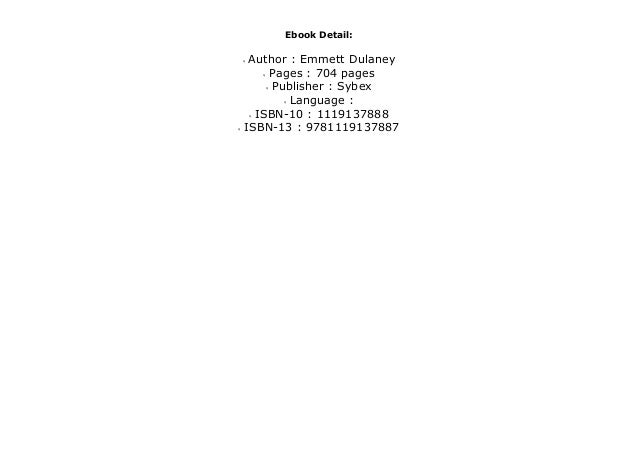 9781118324066: CompTIA A+ Complete Deluxe Study Guide ...