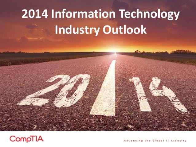 2014 Information Technology Industry Outlook