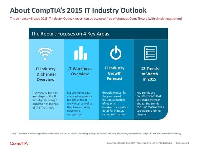 it industry report