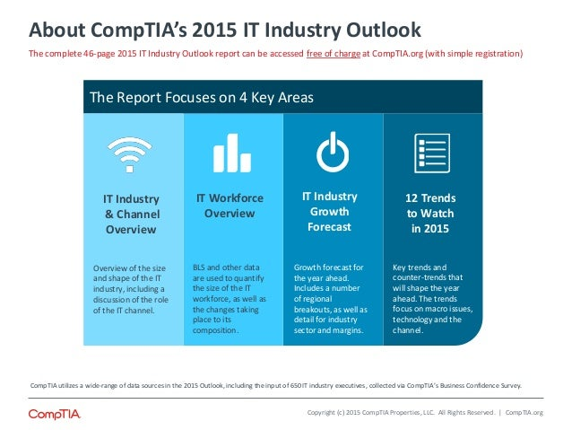 report on it industry
