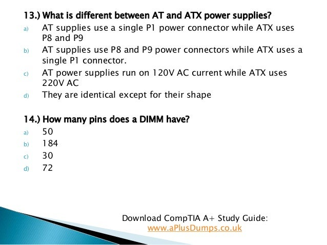 CompTIA A+ Complete Lab Manual 1st Edition - amazon.com