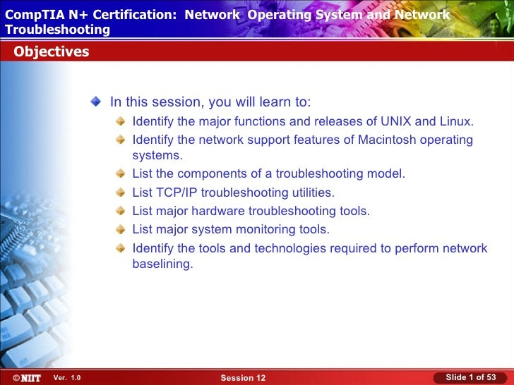 CompTIA N+ Certification: Network Using Attended Installation Installing Windows XP Professional Operating System and Netw...