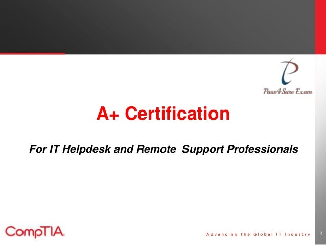 Comptia Security Certification Exam