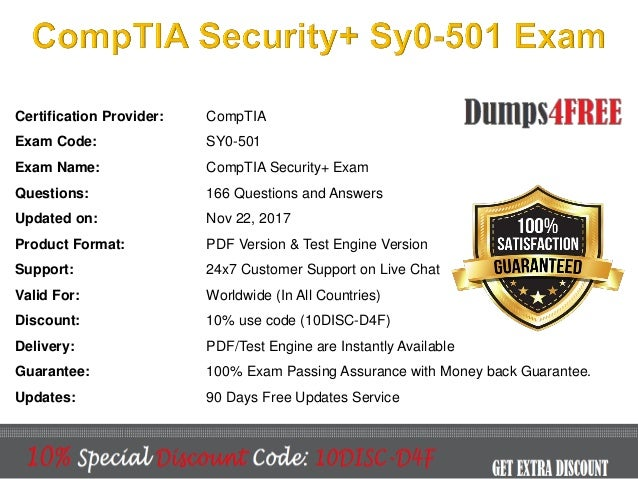 CompTIA Security Certification Study Guide PDF - YouTube