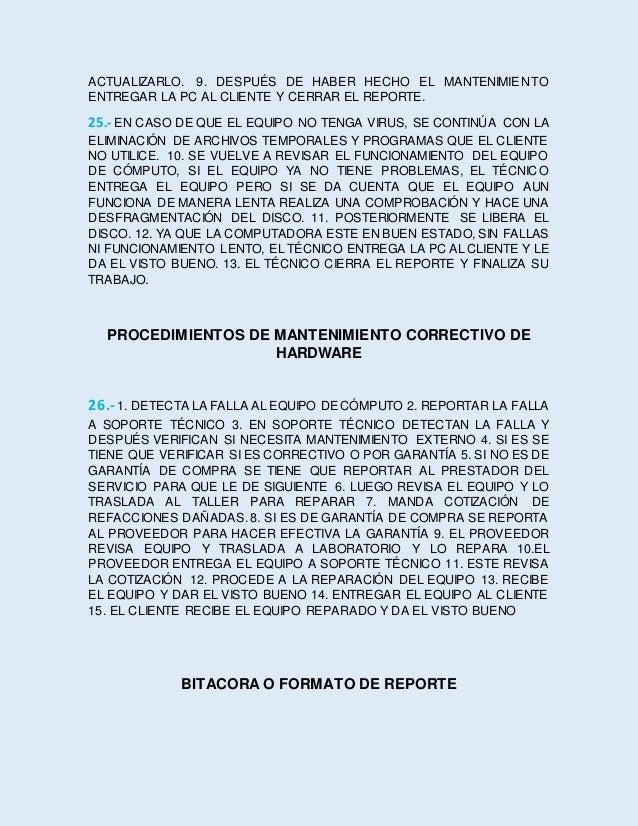 27.-''ARCHIVO AUXILIAR, REPORTE'' (COMO LLENAR REPORTE) 1. LLENAR LOS DATOS DEL CLIENTE, (NOMBRE DEL SOLICITANTE). 2. PONE...