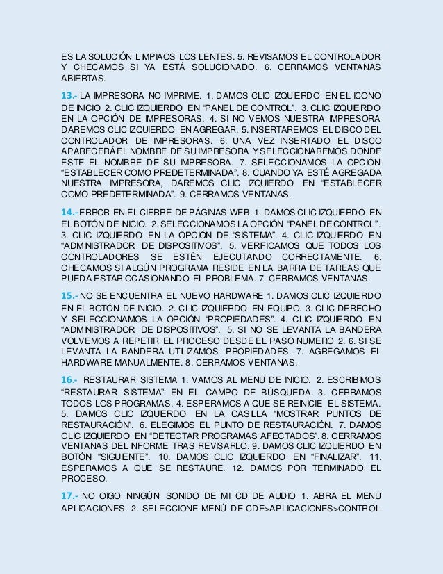 DE AUDIO. 3. SELECCIONE LA PESTAÑA REPRODUCCIÓN Y ACTIVE UNO DE LOS SIGUIENTES DISPOSITIVOS:  ALTA VOZ INCORPORADA.  AUR...