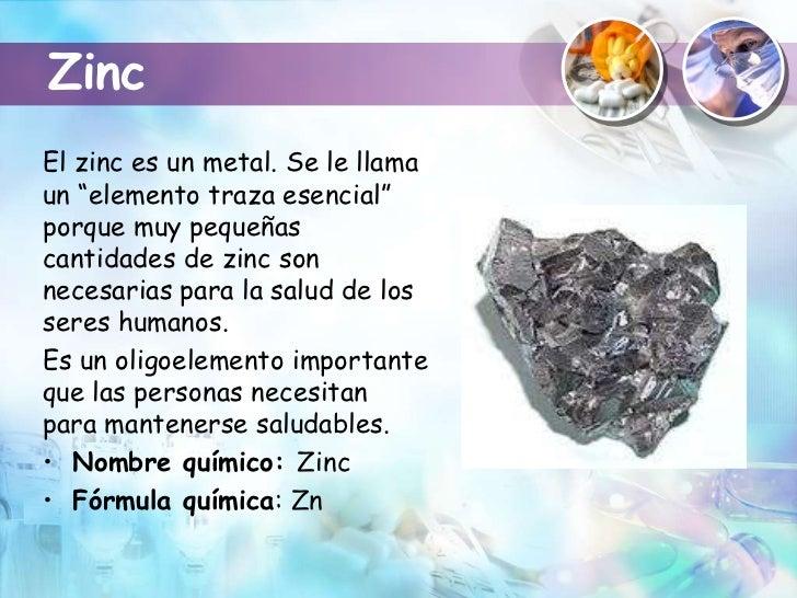 Compuestos qumicos de utilidad mdica 35 zincel zinc urtaz Image collections