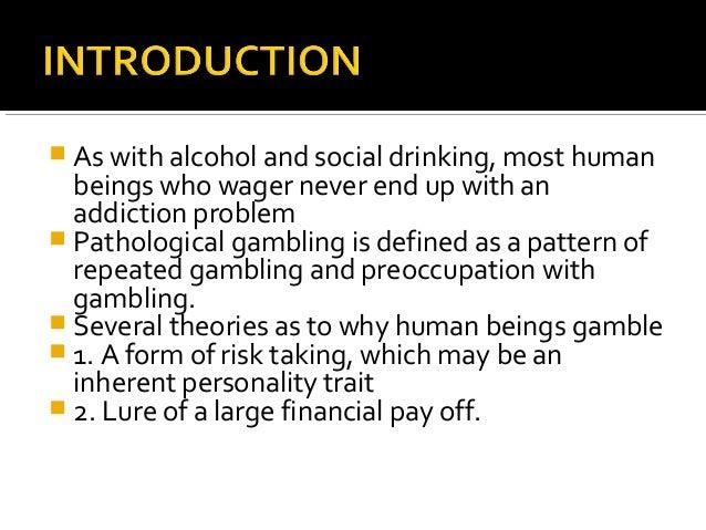 Compulsive gambling personality traits casino chickasaw enterprise