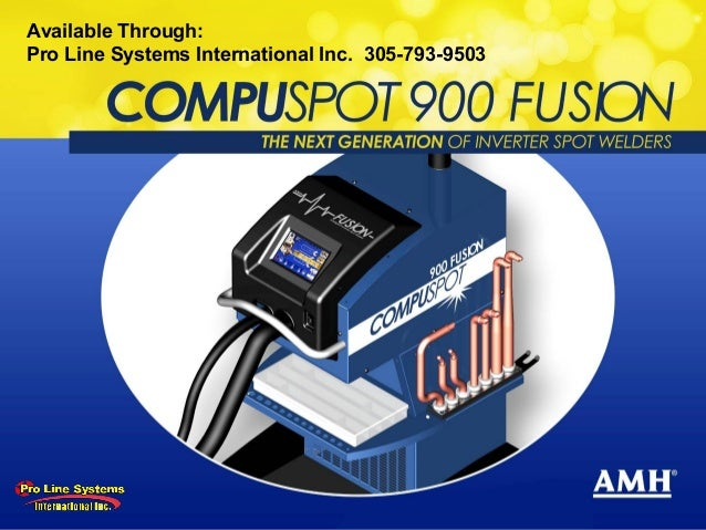 Available Through: Pro Line Systems International Inc. 305-793-9503
