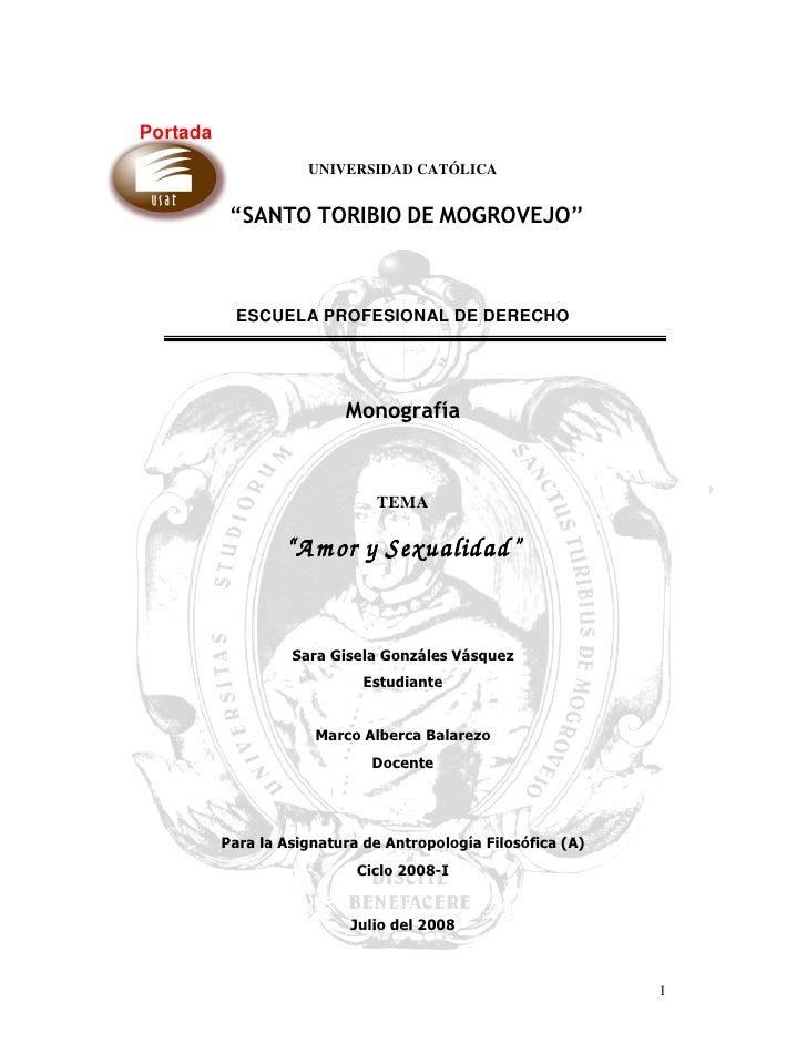 """Portada                      UNIVERSIDAD CATÓLICA              """"SANTO TORIBIO DE MOGROVEJO""""                ESCUELA PROFESI..."""