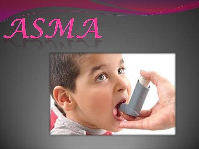  ¿QUÉ ES?  El asma es una enfermedad cada vez más frecuente entre los  niños y los jóvenes. Se calcula que la padece el ...