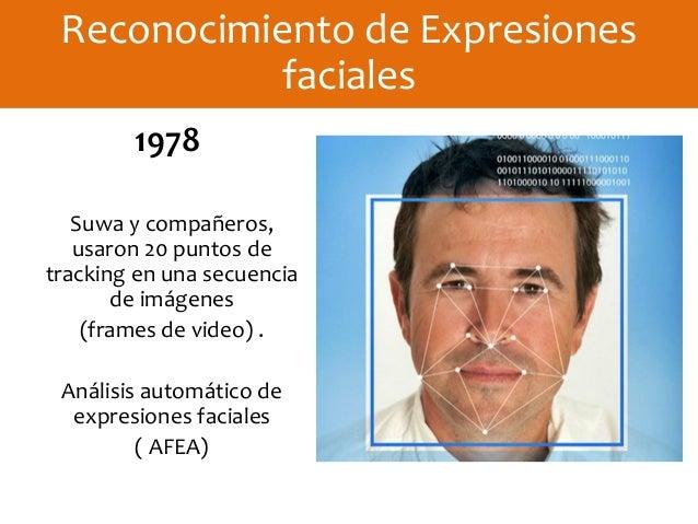 1978 Suwa y compañeros, usaron 20 puntos de tracking en una secuencia de imágenes (frames de video) . Análisis automático ...