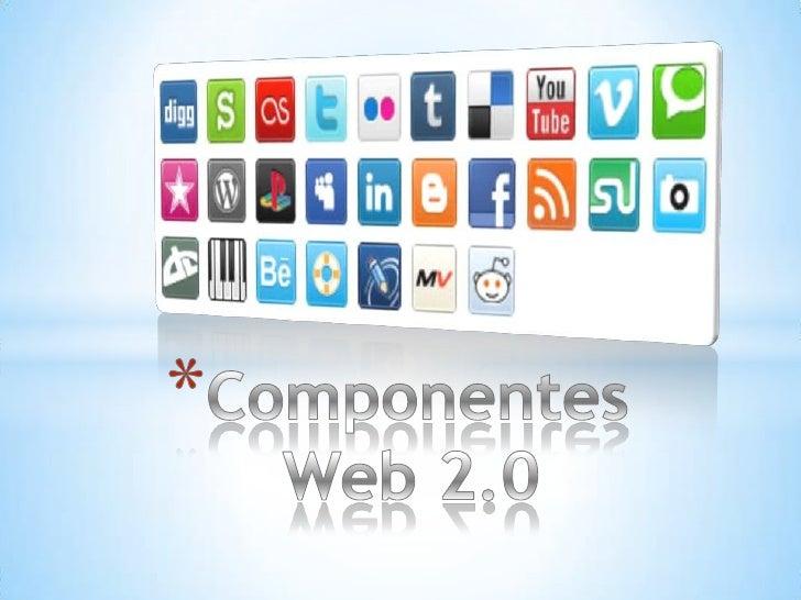 Componentes Web 2.0<br />
