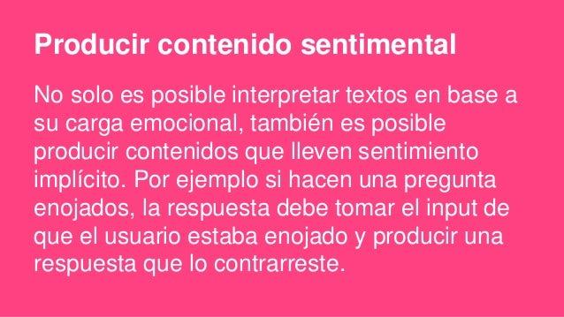 Computación sentimental
