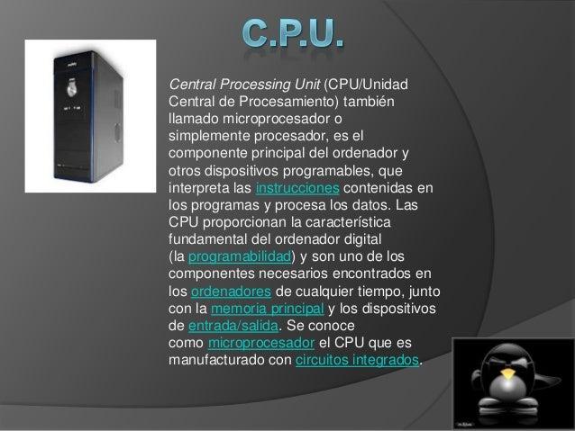 Computadora Slide 2