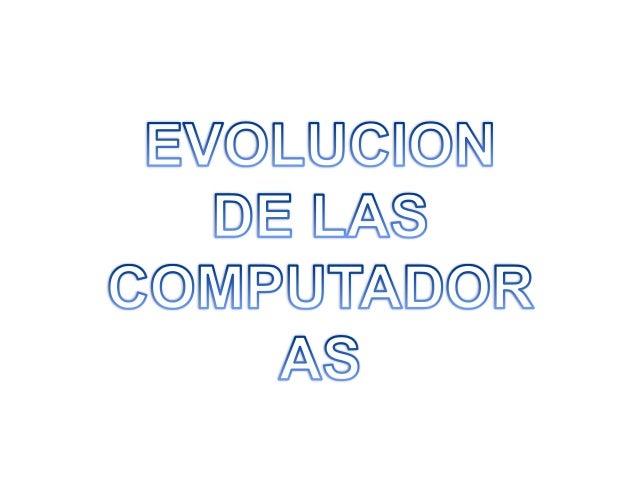 Uno de los elementos más importantes de nuestra vida moderna es sin duda la computadora. Este artefacto no es reciente, ti...