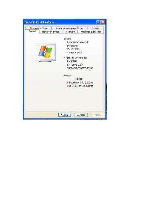 Computador empresa