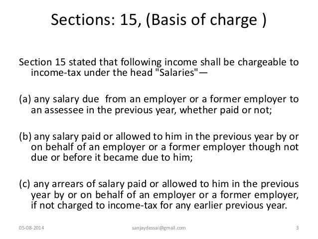 INCOME FROM SALARIES PDF DOWNLOAD