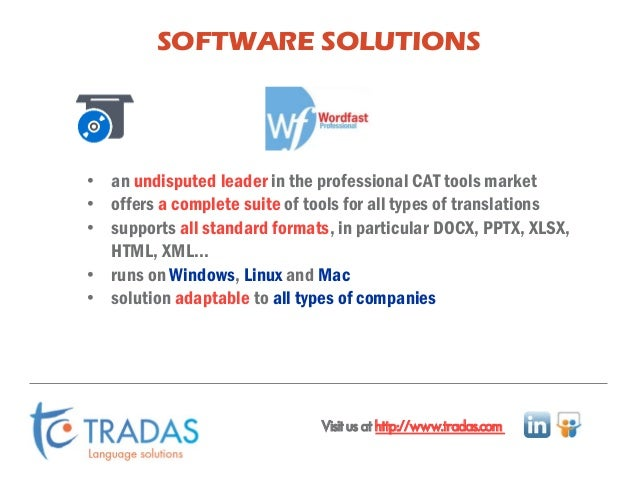 Computer assisted tools at a glance