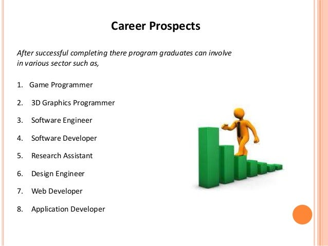 Job Prospects In Computer Game Design