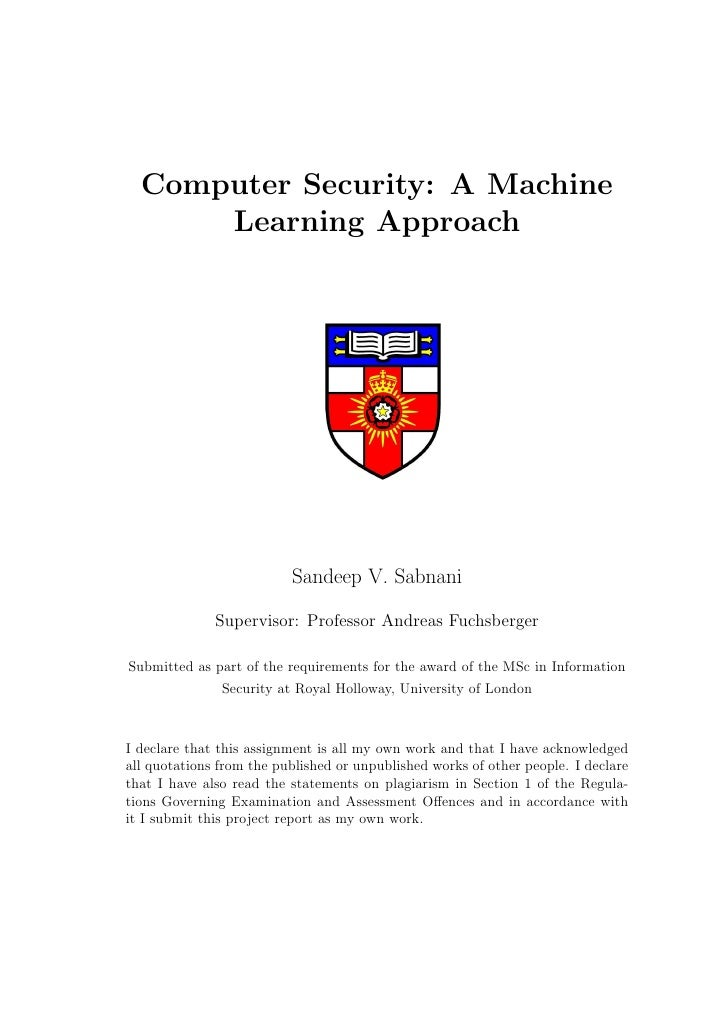 How to get a job in computer security | Computerworld