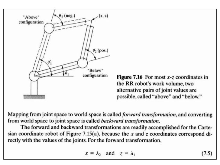 Powered leadthrough programming uses a teach pendant toinstruct a robot to move in the working space.A teach pendant is a ...