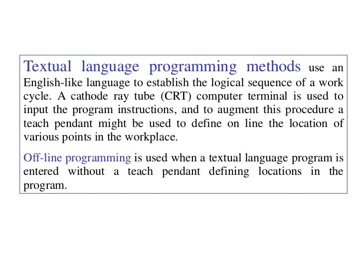 EXIT This command stores the program in controller memory and quitsthe edit mode.STORE (Program name) This allows the prog...
