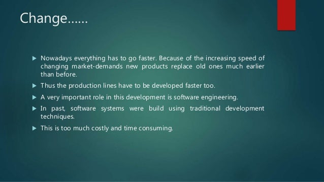 Computer aided software engineering Slide 3